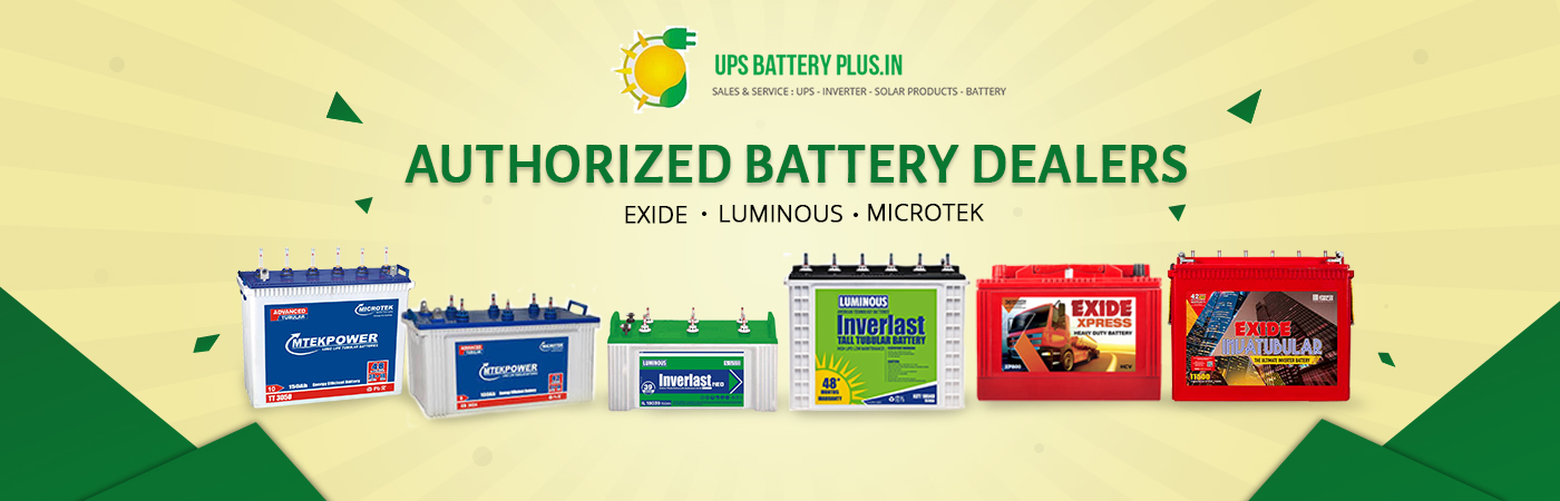 Authorized battery dealers in chennai