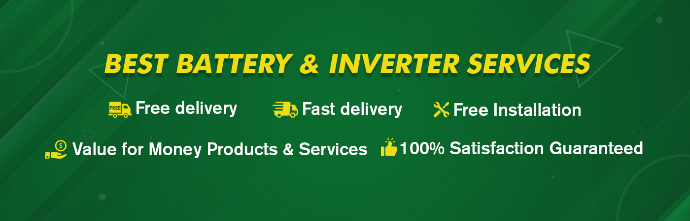 Best Battery and Inverter Services