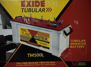 Exide Tubular Tubemaster 150ah